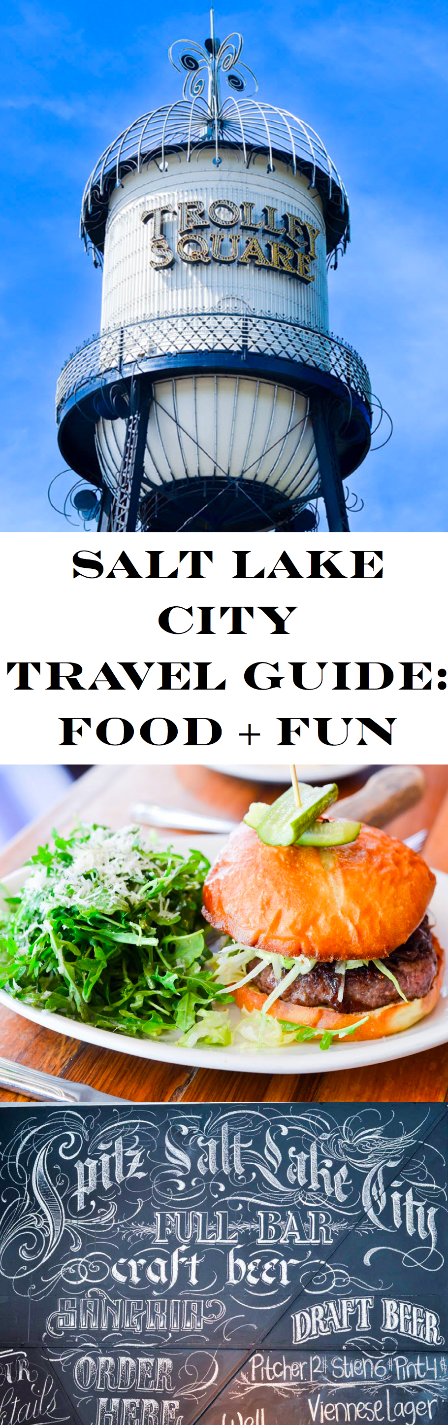 Salt Lake City Travel Guide: What to Do and Where to Eat {coffee & restaurant recommendations}