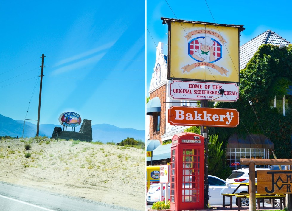Highway 395 Photos Diary Mono Lake, California to InyoKern + Indian Wells| Bishop, CA + Schat's Bakkery | Luci's Morsels :: California Travel Blogger