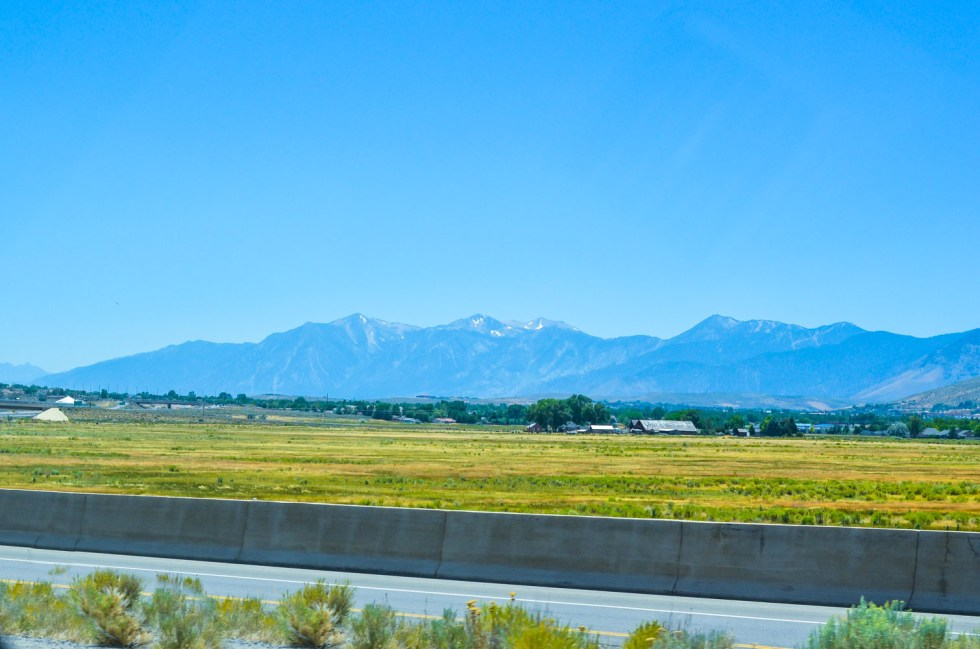 Highway 395 Photos Diary Reno, Nevada to Mono Lake, California | Luci's Morsels :: California Travel Blogger