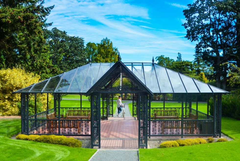 Magnolia Hotel + Spa   Where to Stay Downtown Victoria, B.C.   Government House Gardens