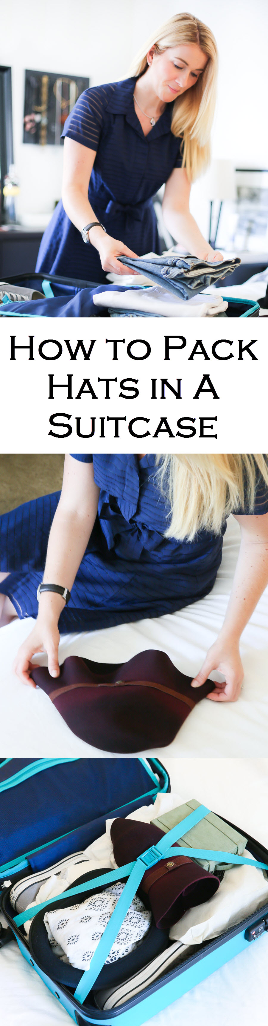 How to Pack Hats in a Suitcase for Travel - Goorin Bros.