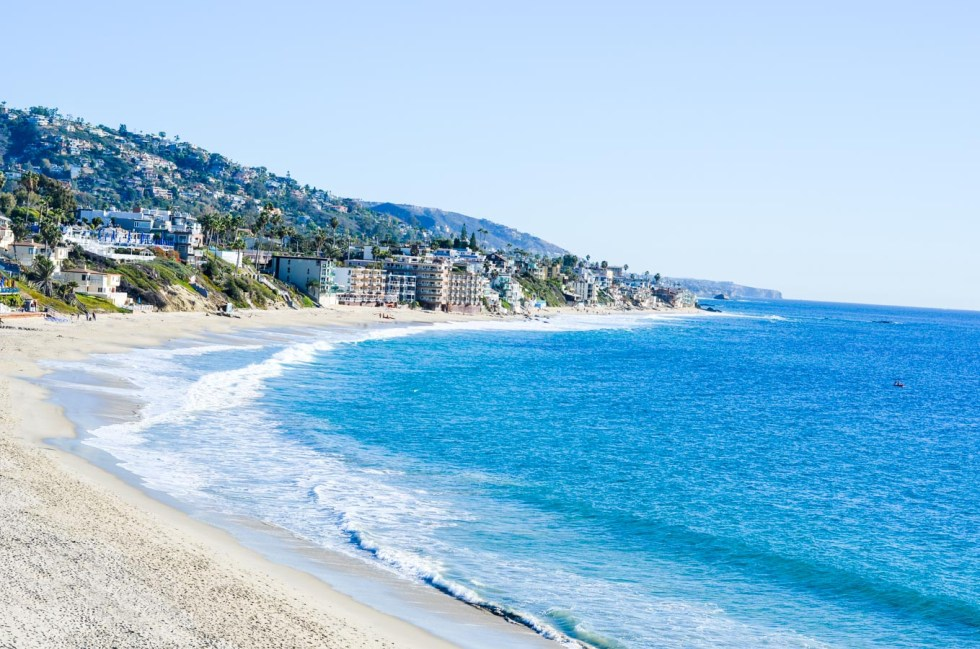 Saturday Day Trip to Laguna Beach, CA