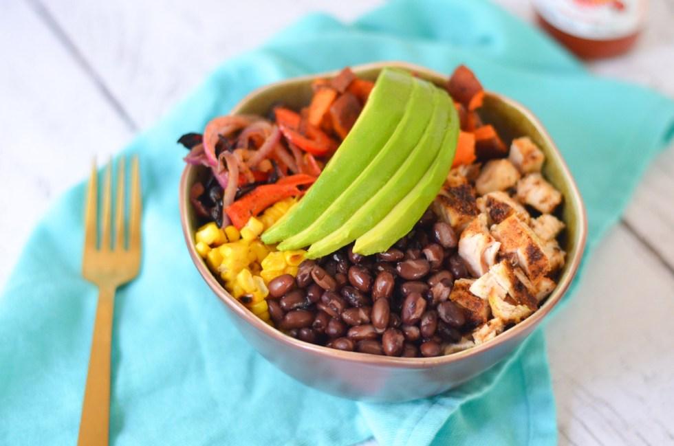 Cinco de Mayo Mexican-Inspired Balance Bowl Recipe