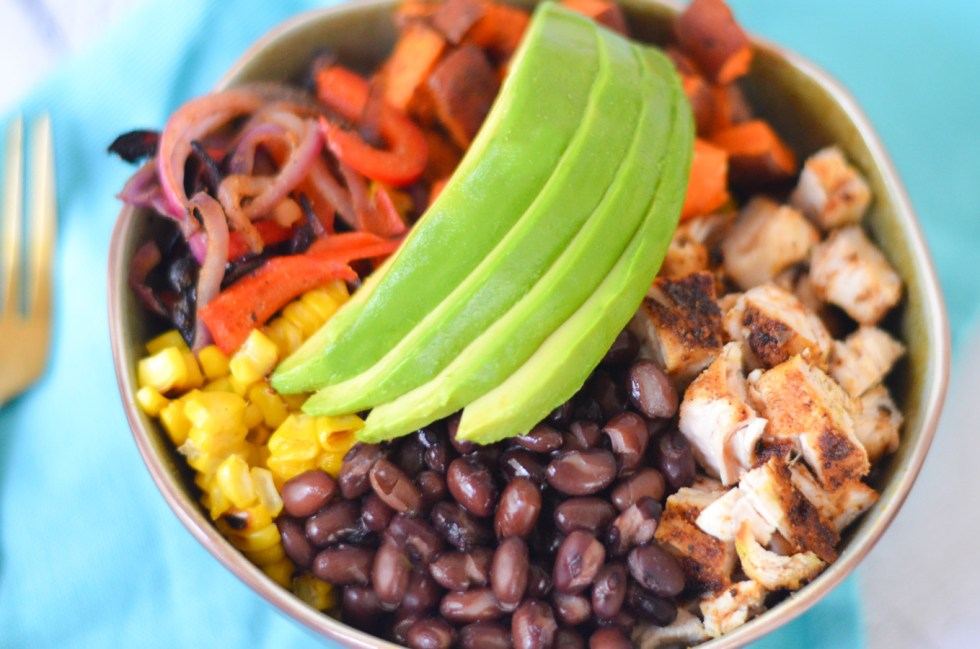 Cinco de Mayo Mexican-Inspired Balance Bowl Recipe
