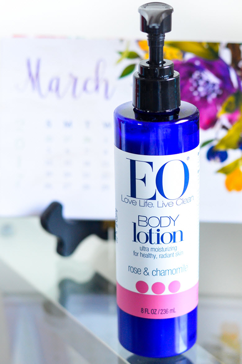 My 5 Favorite Hand Lotions