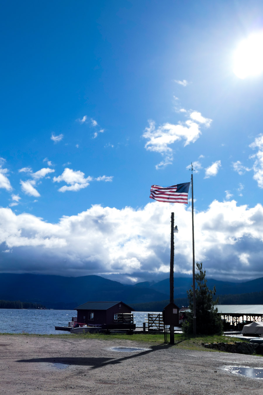 Priest Lake, Idaho - Elkins Resort Review + Hiking Photos