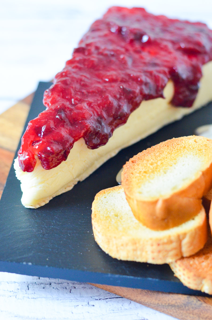 Homemade Honey + Plum Jam Recipe w. Brie and Crostinis | Easy Summer Appetizer