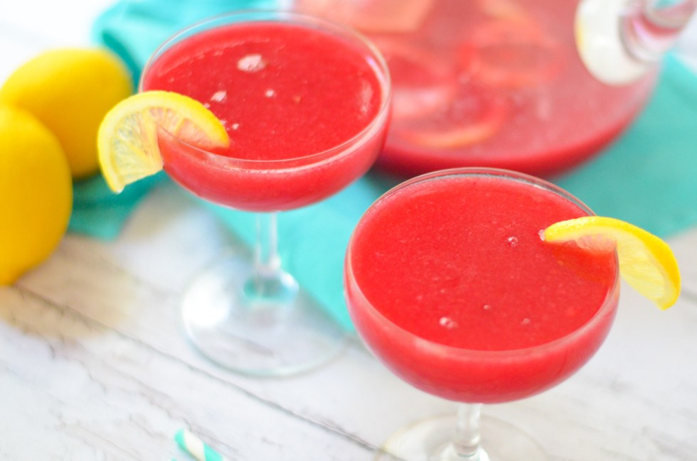 Prickly Pear Lemonade Recipe