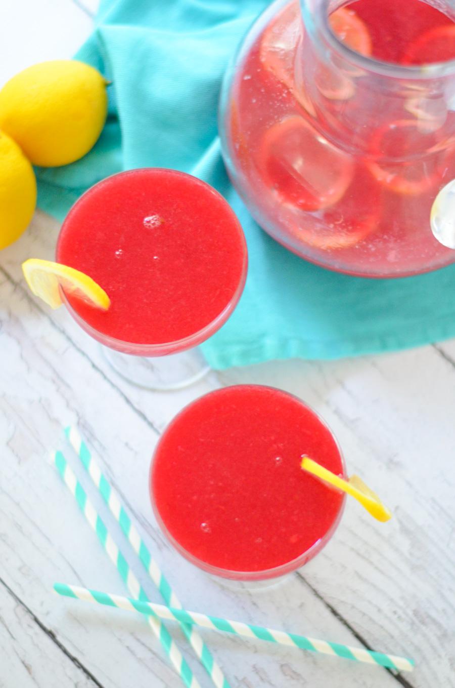 Prickly Pear Lemonade Recipe