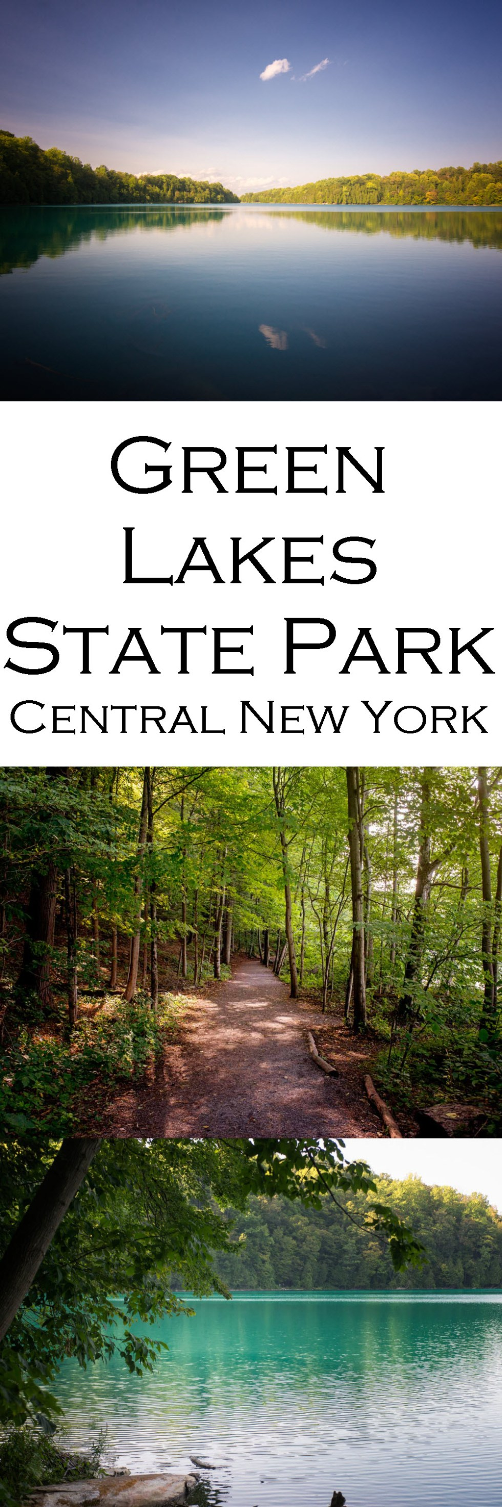 Green Lakes State Park - What to Do in Syracuse, NY Travel Guide