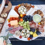 Summer Dinner Party Menu, Setup Tips