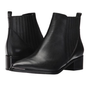 Black Marc Fisher Booties