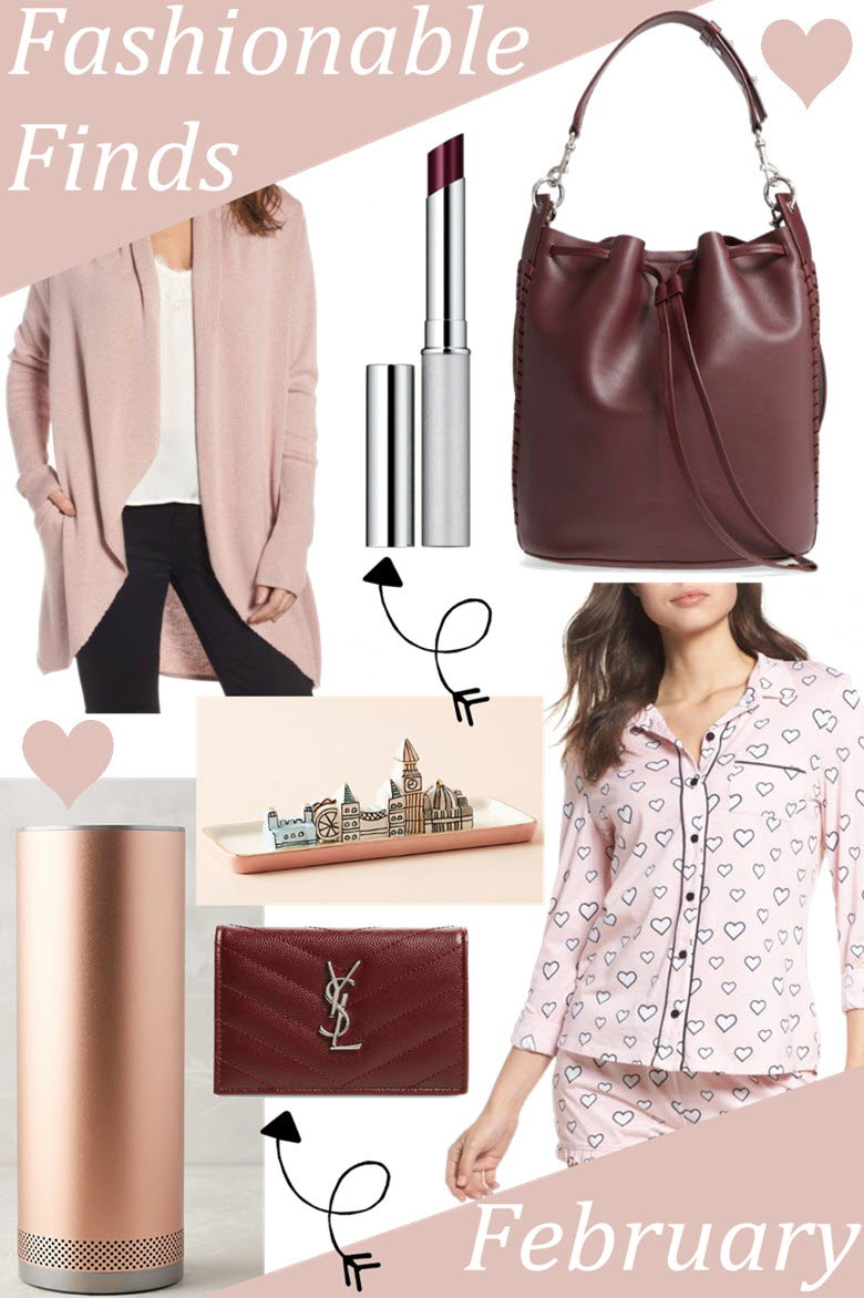 February Fashion Finds for Chic Valentine's Day Fashion for Women