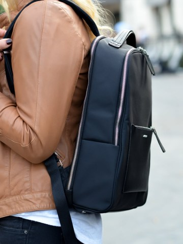 Backpack Outfits for Stylish Women