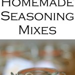 Homemade Seasoning Mixes - Caribbean Jerk, Rajin Cajun, and Everything Bagel Seasoning Blend. #christmasgifts #christmasgift #seasonings #spicemixes #diygift #diyholidays #diyholidaygift #homemadegift #homemadegifts #giftguide #homesteading #holidays #LMrecipes