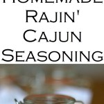 Homemade Spicy Rajin' Cajun Seasoning. Homemade spice mix seasoning recipes including Caribbean jerk Seasoning. Great in grilled chicken or vegetable recipes. #christmasgifts #christmasgift #seasonings #spicemixes #diygift #diyholidays #diyholidaygift #homemadegift #homemadegifts #giftguide #homesteading #holidays #LMrecipes