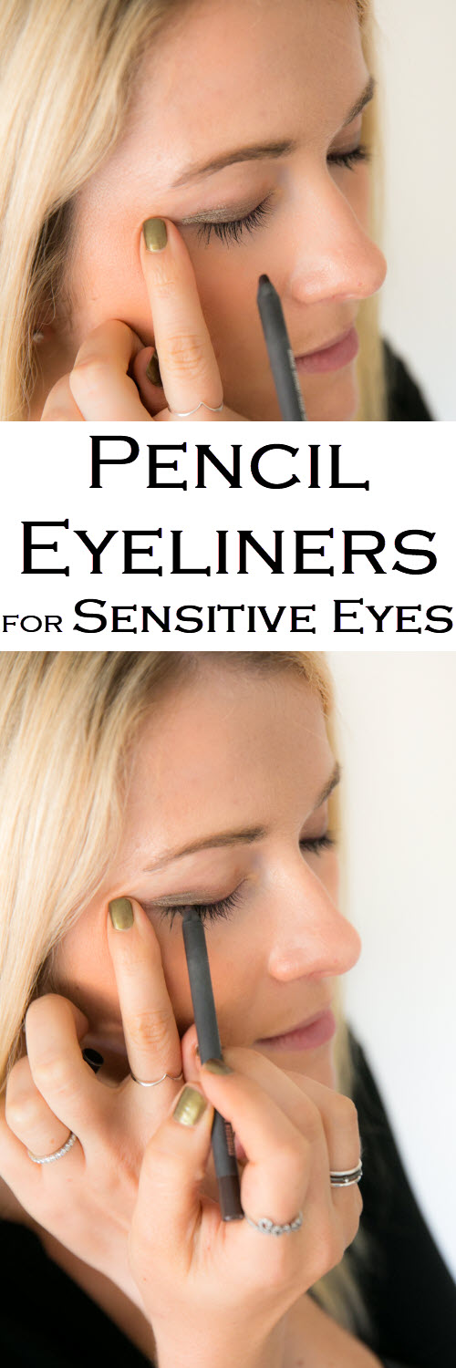 Best Pencil Eyeliner for Sensitive Eyes #eyemakeup #eyes #beauty #beautyblogger #beautyblog #makeup #beautytips