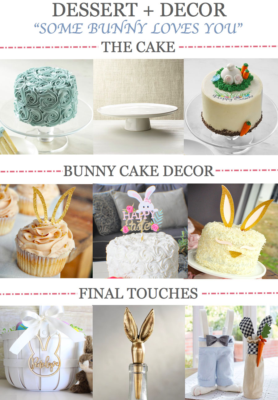 Easter Table Decor Ideas for Dessert 2018  sc 1 st  Luciu0027s Morsels & Easter Table Decor Ideas | Hand-Selected u0026 Organized Items w. Directions
