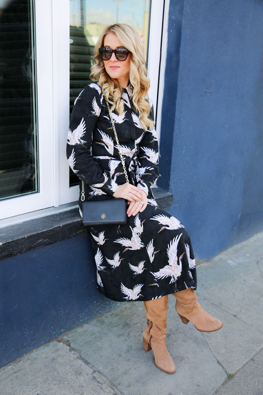 Layering Dresses for Cold Weather - How to Wear Thermal Tights
