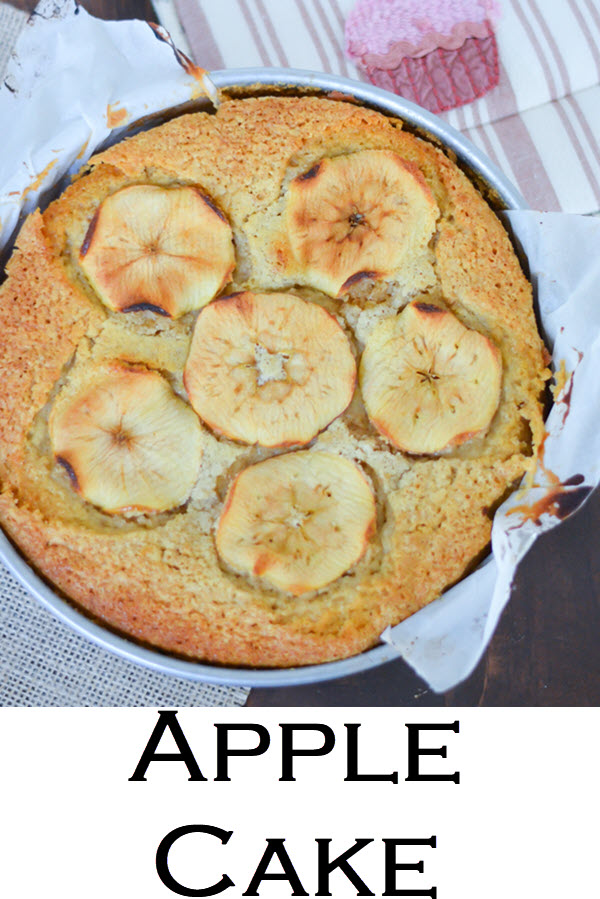 Apple Cake. The Best Olive Oil Cake Recipe. This apple cake is moist and easy - a fun fall dessert that everyone will love. Apple slices make this cake look perfect for any dinner table.
