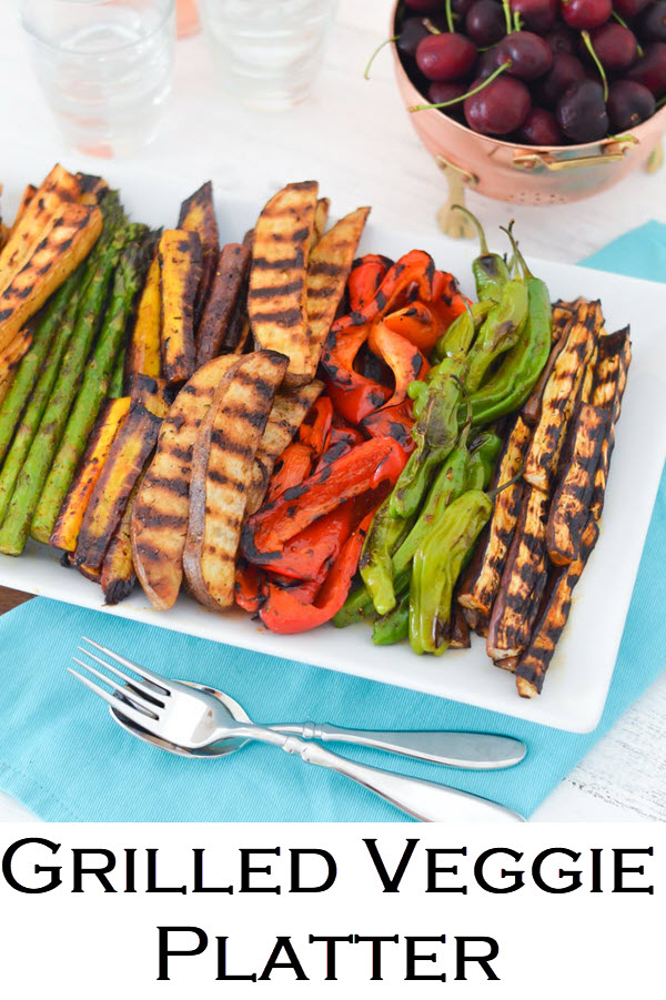 Vegetable Appetizer. Make Ahead Grilled Vegetable Hors d'oeuvres. Grilled veggie appetizers are a great easy appetizers for a crowd in the summer. How to Grill Veggies. Make Ahead Entertaining Recipes