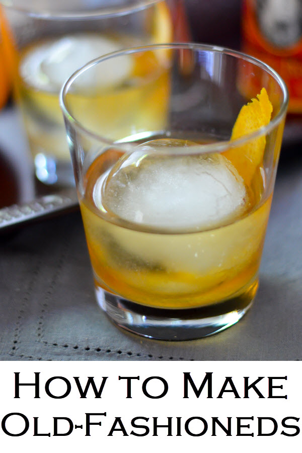 The Perfect Old-Fashioned. The trick of how to Make Old-Fashioneds. Delicious, classic whiskey cocktail recipe at home.