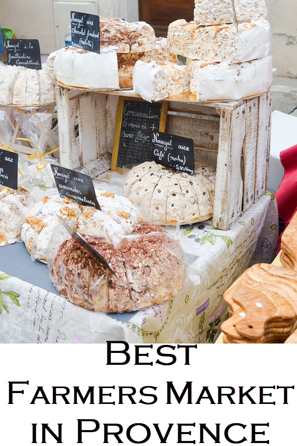 Looking for French Farmers Market photos or inspiration. Look no further than the St. Remy Farmers Market in Provence. The best farmers markets in France and a beautiful quaint French town.