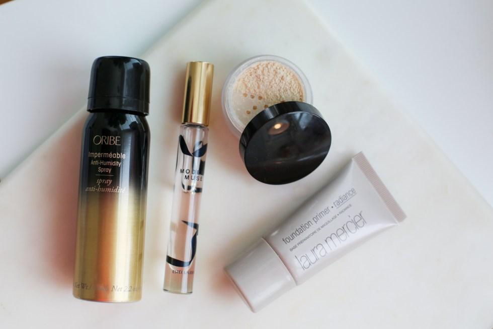 Mini Toiletries + Makeup