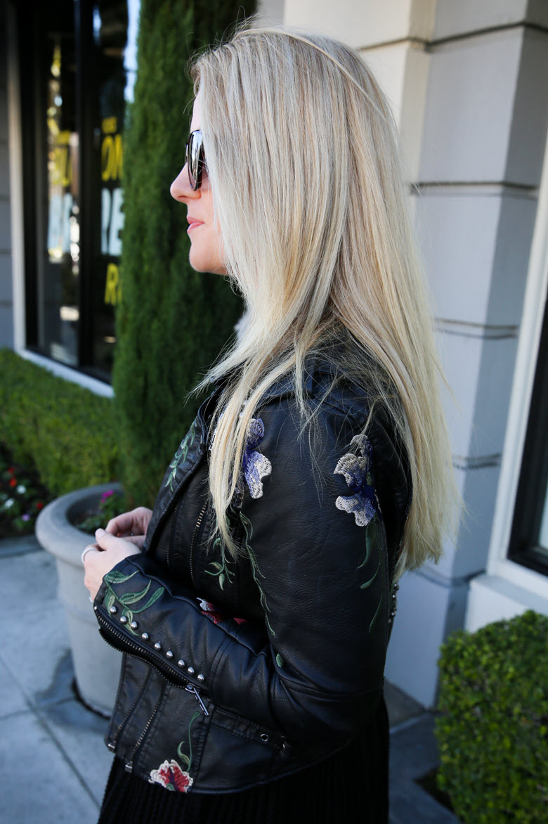 Dressed Up in My Leathers
