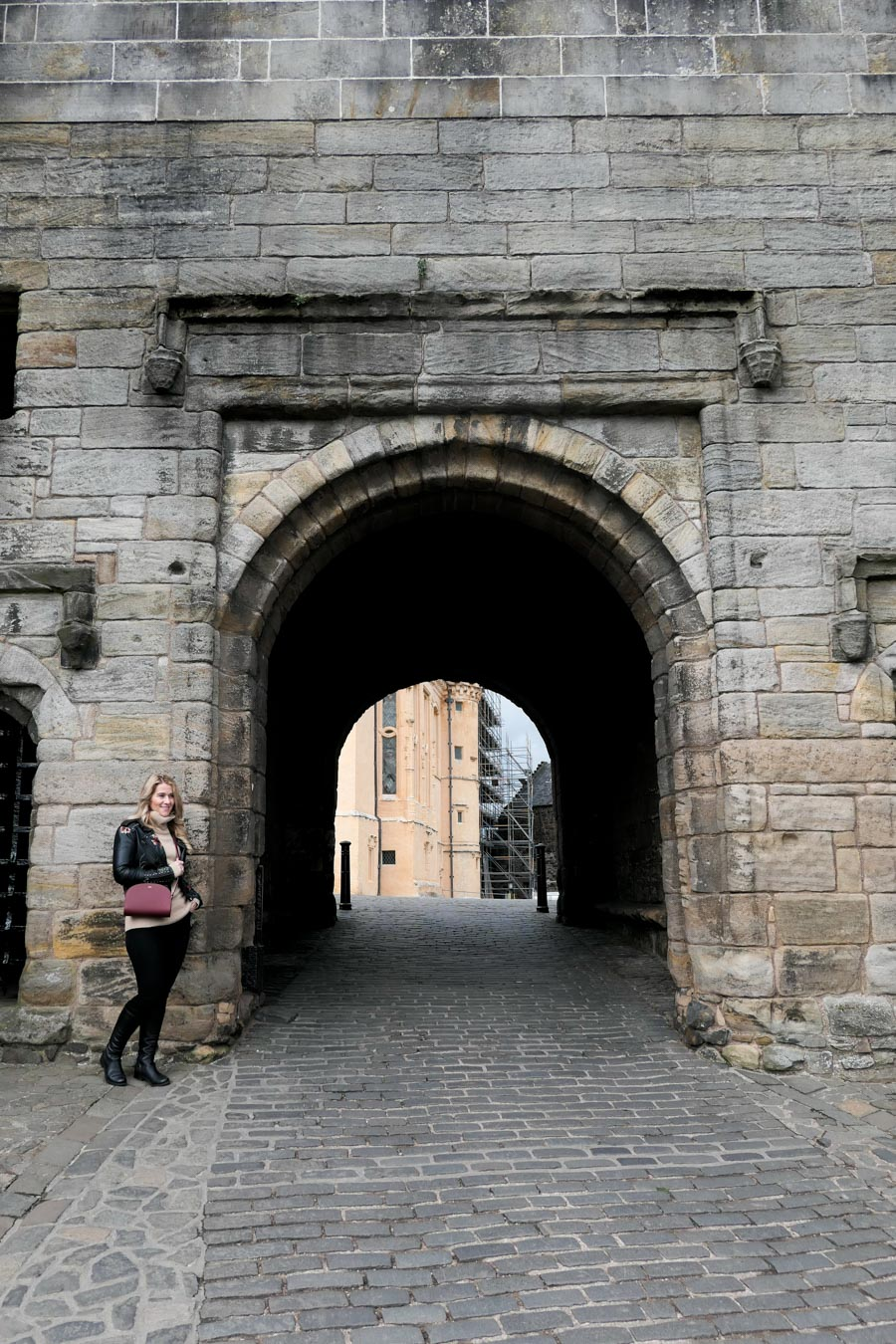 Scotland Palaces + Castles to Visit - Stirling Castle