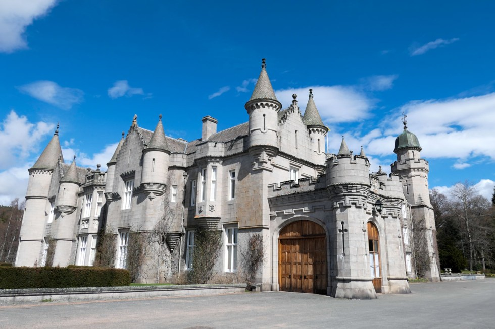 Scotland Palaces + Castles to Visit - Balmoral