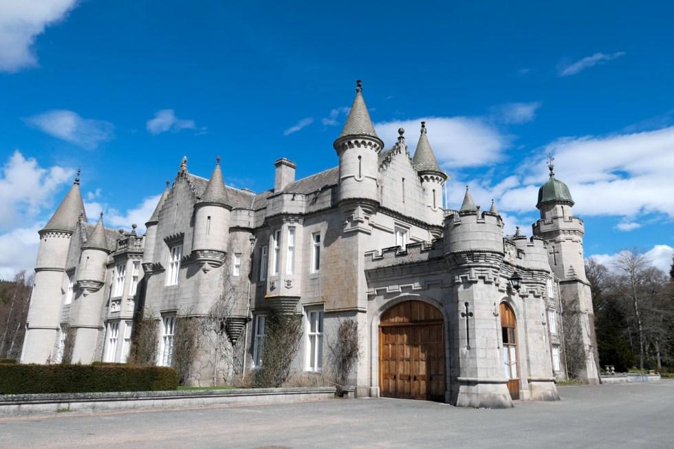 Scotland Palaces + Castles to Visit - Balmoral