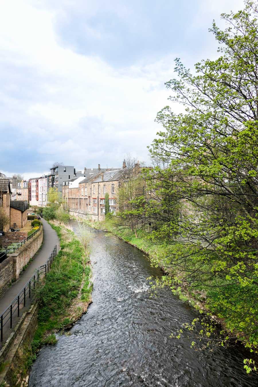 Stockbridge Edinburgh Restaurants Travel Guide