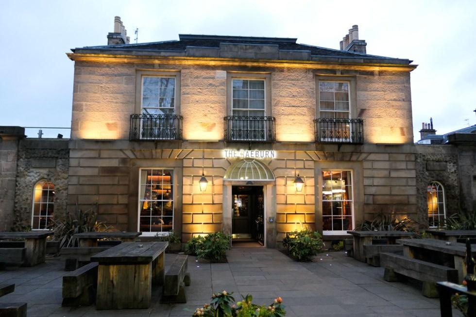 Best Stockbridge Edinburgh Restaurants Travel Guide - Raeburn - Where to Get a Drink