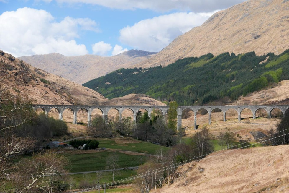 What to Do in Fort William Travel Guide - Harry Potter Train Bridge