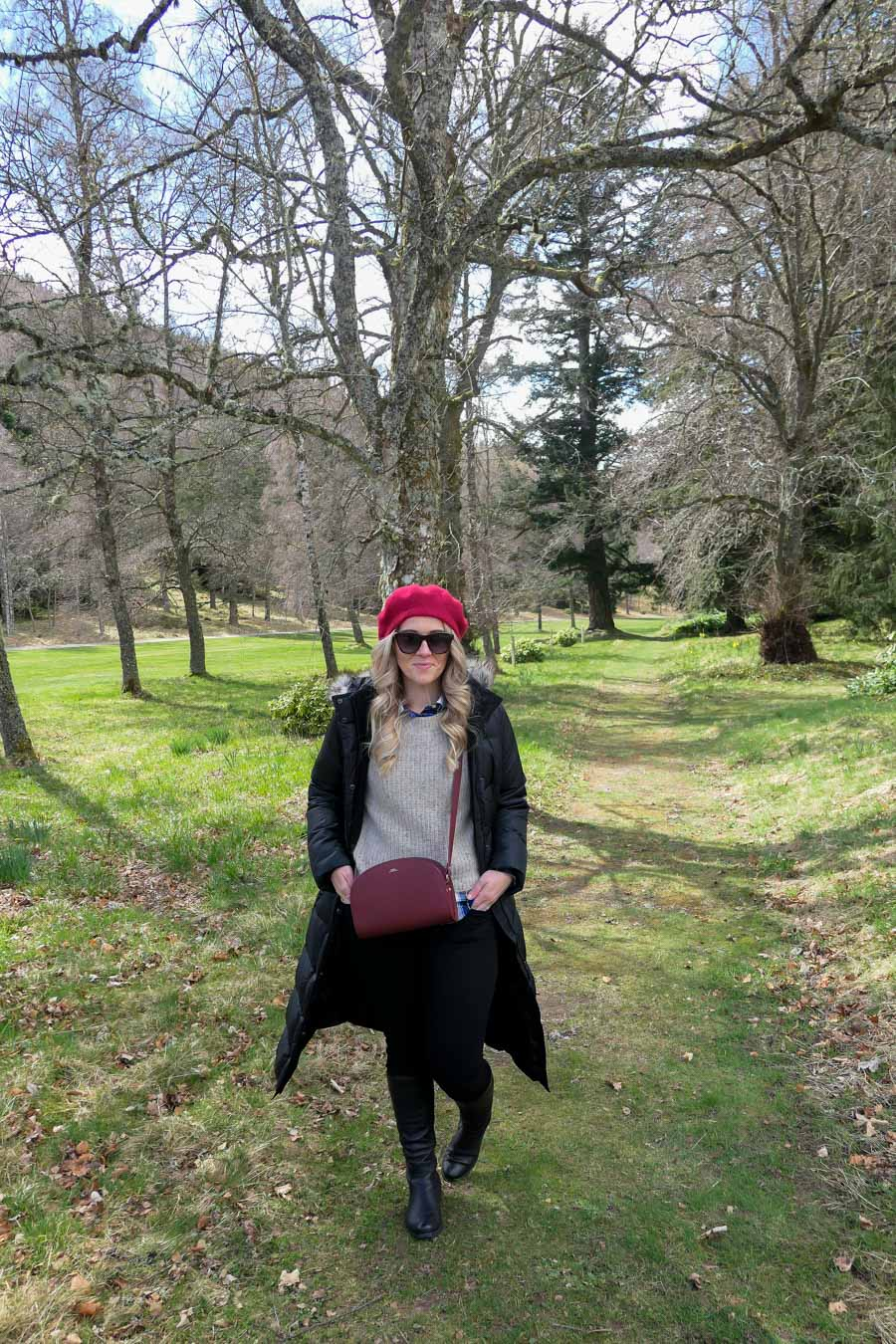 What to Wear in Scotland in Springtime