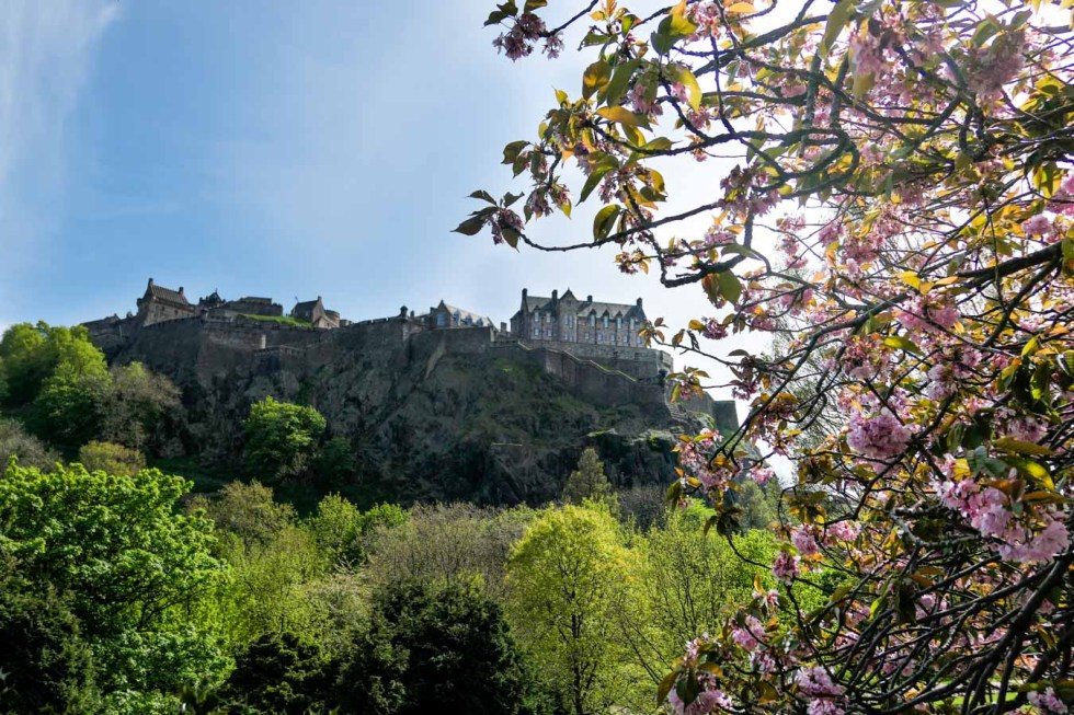 2018 Edinburgh Travel Guide