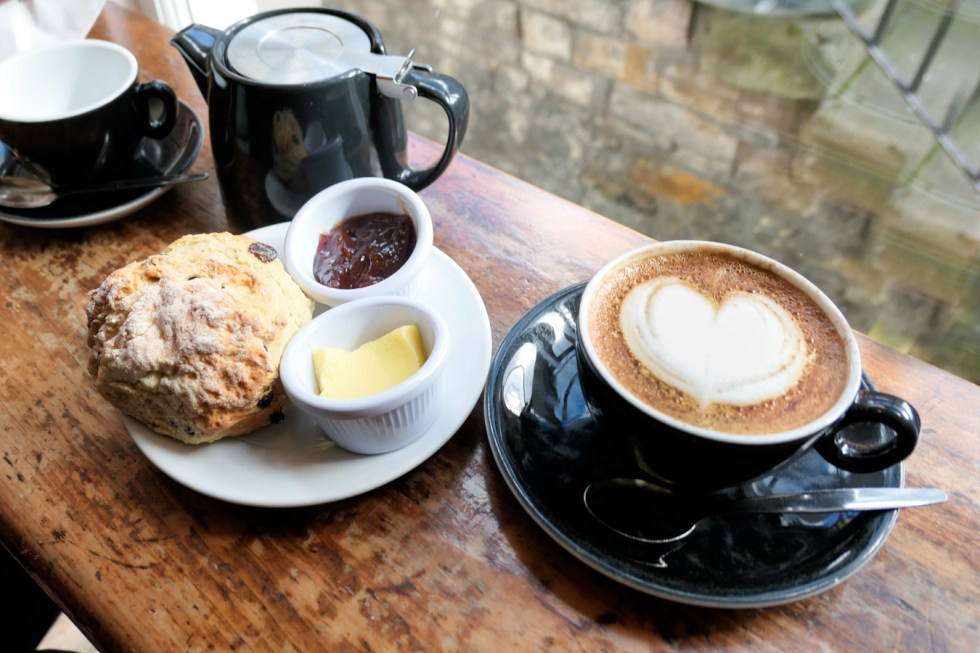 Where to Eat in Edinburgh - New Town Edinburgh Coffee