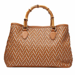 Structured Summer Tote