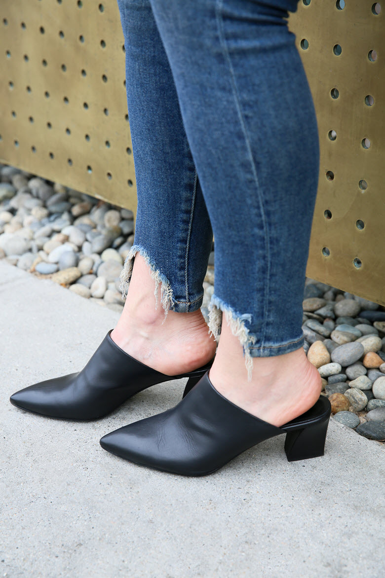 Black Mules | My New Go-To Shoes for Chic, Comfort
