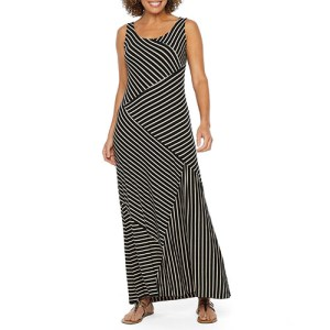 Multi Striped Maxi