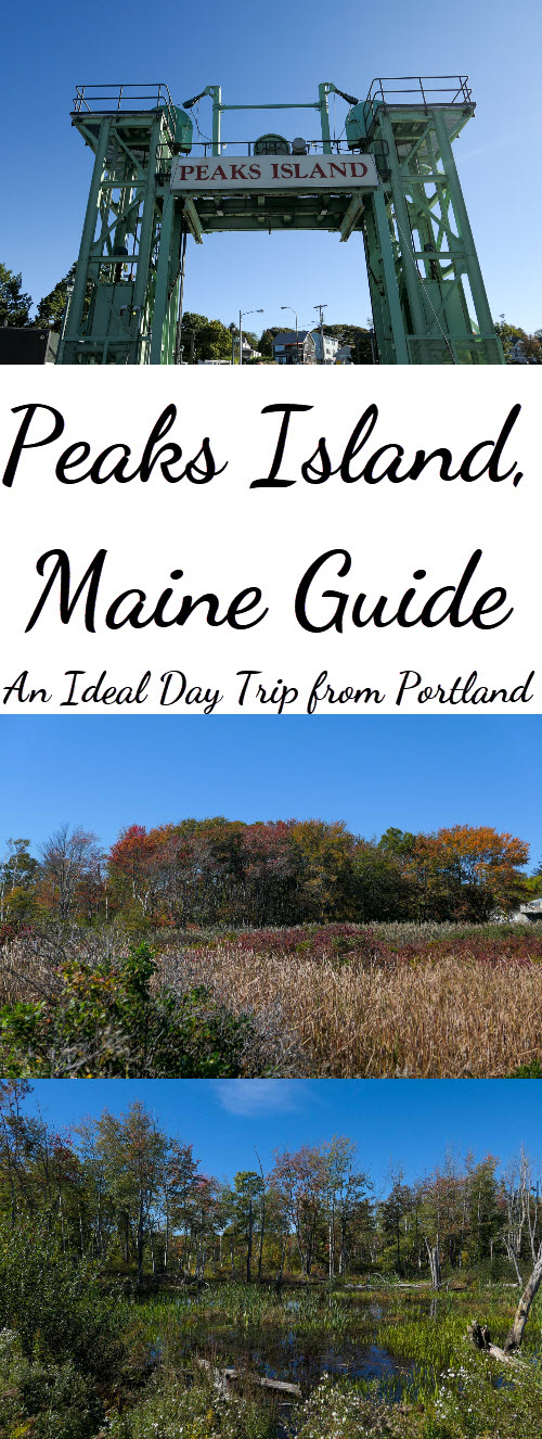Peaks Island Travel Guide - What to Do in Maine. Sail casco Bay off the coast of Portland, Maine for a day trip to Peaks Island - a summer destination but year round treat. See what to do on Peaks Island, where to eat, and how to get there. #lpworldtravels #travelguide #portland #portlandmaine #maine #travelguide #travelblog