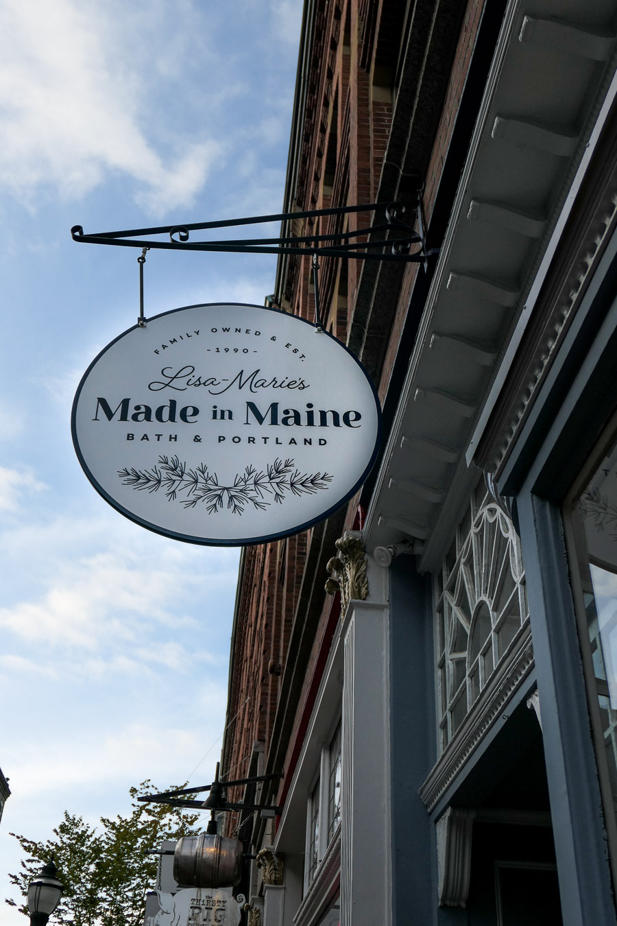 Portland Maine Things to Do and Restaurants - Shopping Downtown