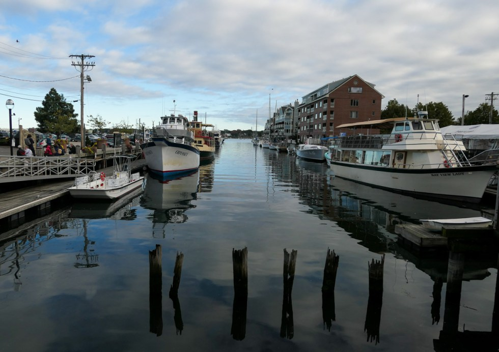 Portland Maine Things to Do and Restaurants - Portland Harbor