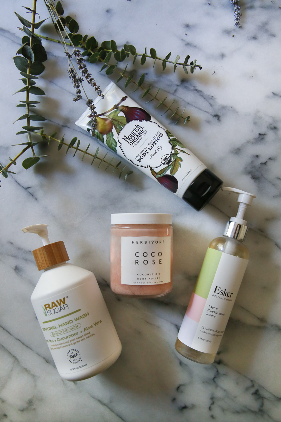 November Beauty Edit - Organic Body Lotion