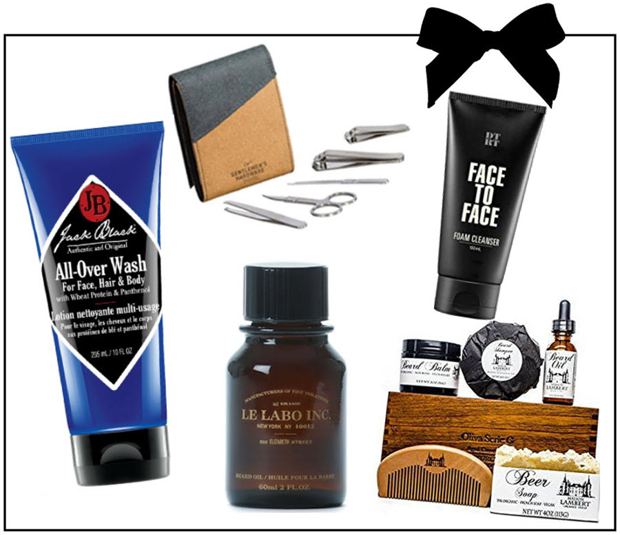 Beauty Gifts for Him for Christmas