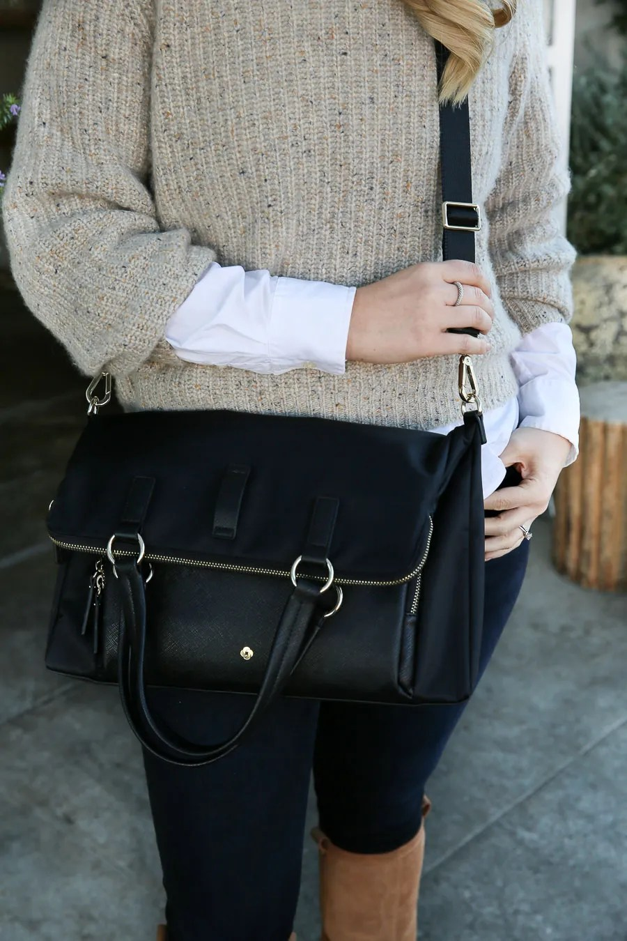 Samsonite Handbags Review - Encompass Convertible Crossbody