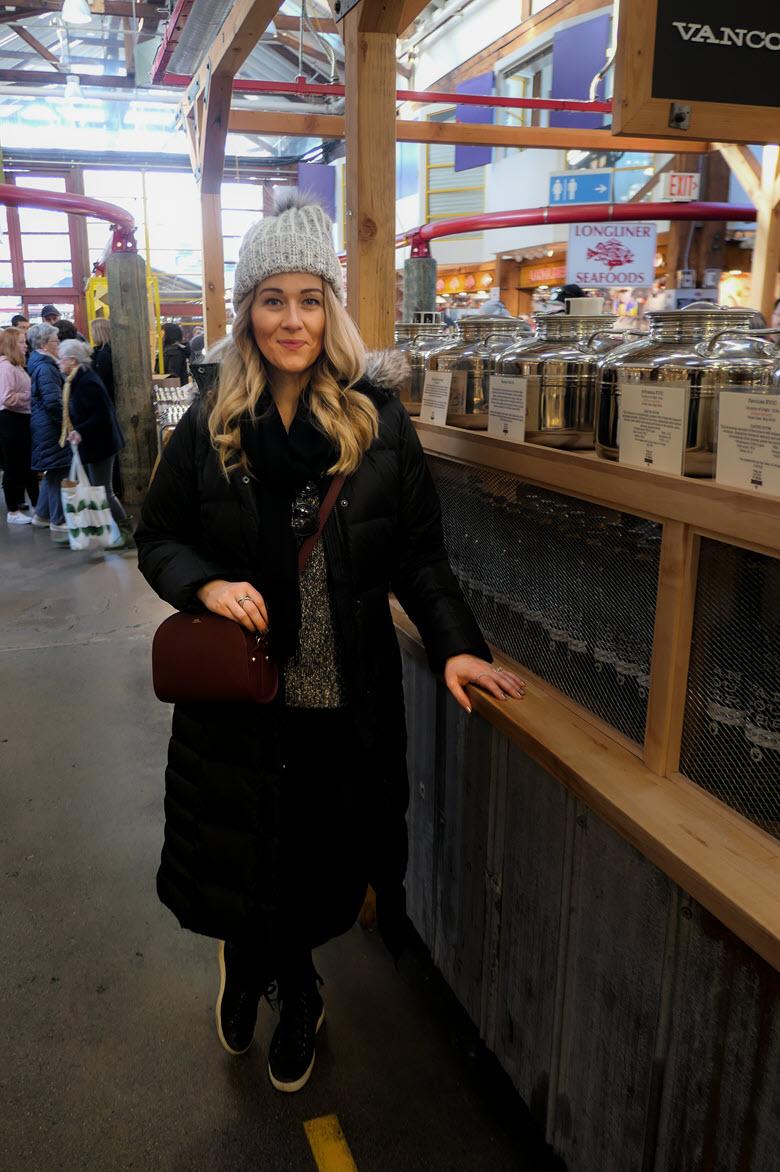 Vancouver's Granville Island Market Guide