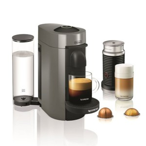Nespresso VertuoPlus Coffee maker + Espresso with Frother
