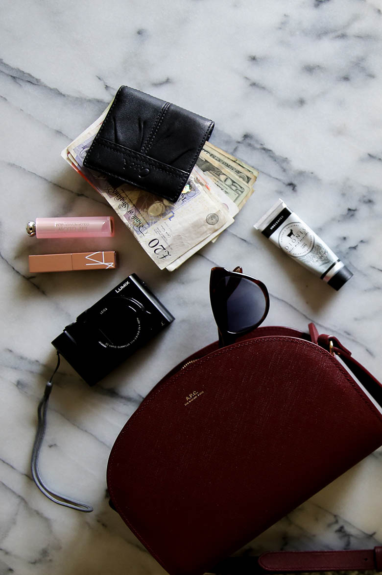 What to Take in Your Wallet Overseas (and what to leave at home)